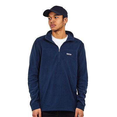 Patagonia - Micro D Pullover Navy Blue Rundhals