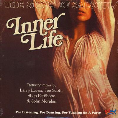 "Inner Life - The Stars Of Salsoul Larry Lev (Vinyl 2x12"" - 2018 - EU - Original)"