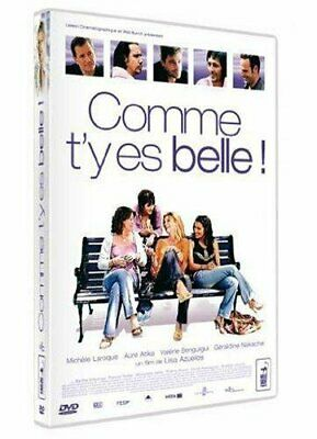 Comme t'y es belle - DVD  LEVG The Cheap Fast Free Post