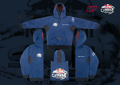 Limited Edition NP NEILPRYDE REDBULL RED BULL STORMCHASE Hoodie 2018 Größe M
