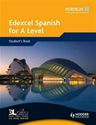 Edexcel Spanish for A Level Student's... by Morcillo, Monica Mixed media product
