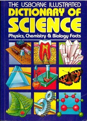 Illustrated Dictionary of Science (Science dictionaries) Paperback Book The