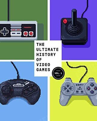 Ultimate History Video Games by Kent, Steven Paperback Book The Cheap Fast Free