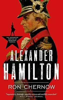 Alexander Hamilton (Great Lives) by Chernow, Ron Book The Cheap Fast Free Post