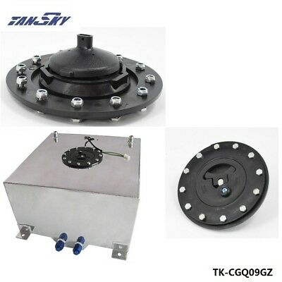 Universal Fuel Cell Gas Tank Filler Cap Filler Plate Fittings  Free shipping