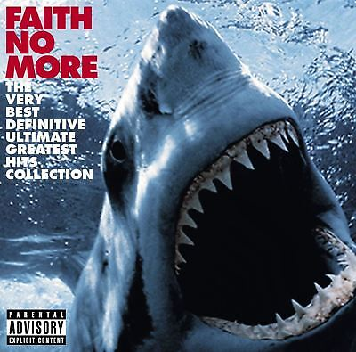 Faith No More The Very Best Definitive Ultimate Greatest Hits Collection 2 Cd