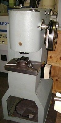 Wlderk (GERMANY) 7 TON CHAIN HAMMERING STAMPING POWER PRESS - HIGH SPEED