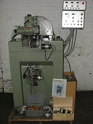 Worldmec Model DR/2 Diamond Cut Machine, New 1991