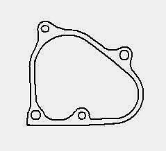 1985-1986 HONDA VT1100 STARTER COVER GASKET 11365-MG8-306 VT1100C Auto Parts & Accessories Motorcycle Engine Gaskets & Seals
