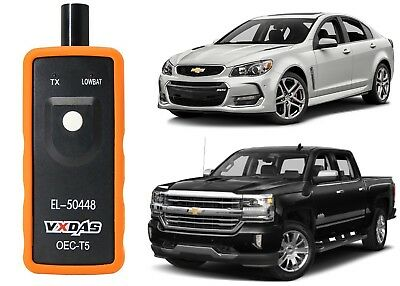 VXDAS EL-50448 Tire TPMS Relearn Reset Activation Tool For GM Vehicles New USA