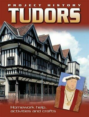 The Tudors (Project History) by Children's Books, Hachette Book The Cheap Fast