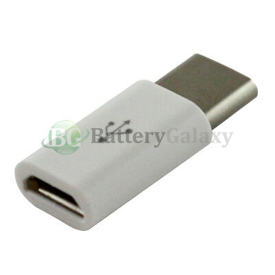 20X USB Micro USB to Type C Adapter for Phone Samsung Galaxy S9/ S9+ / S9 Plus
