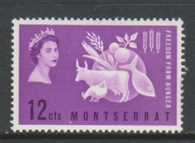 Montserrat - 1963, Freedom from Hunger stamp - M/M - SG 153