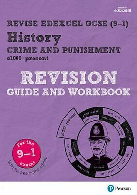 Revise Edexcel GCSE (9-1) History Crime and Punishment in B... by Taylor, Kirsty