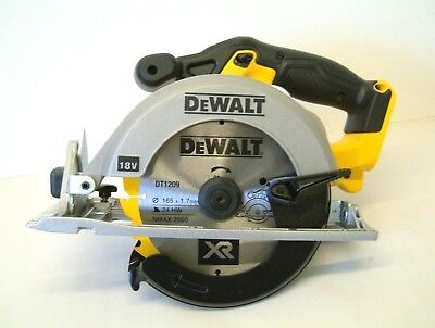 DeWALT DCS391N 18v XR Circular Saw Naked Body Only