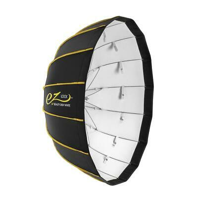 "Glow EZ Lock Collapsible White Beauty Dish (34"") #EZ-BD-34W"