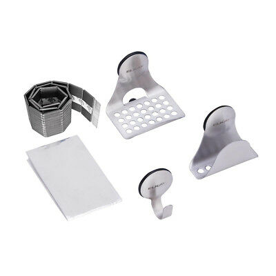 Elkay Sinkmate Kit with Hook, Sponge Holder, and Ledge Kitchen Sink Accessories