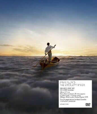 Pink Floyd - The Endless River (Limited Edition) (CD + DVD-Audio/Video) (Musik-C