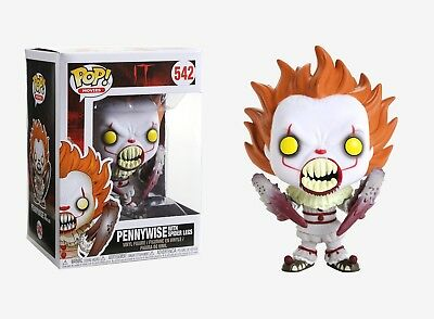 Funko Pop Movies: IT - Pennywise with Spider Legs Vinyl Figure Item #29526