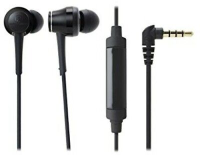 AUDIO TECHNICA ATH-CKR70ISBK Sound Reality In-Ear Headphones Sound Re