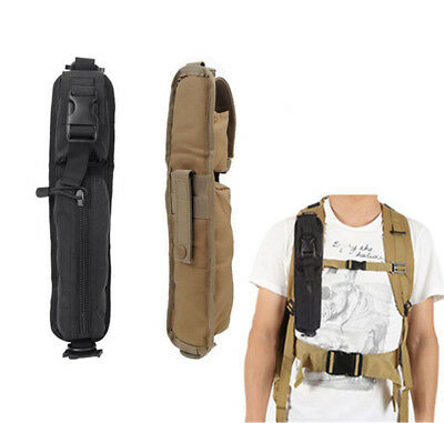 Molle Sundries EDC Tool Bag Tactical Backpack Shoulder Strap Pouch Outdoor Pouch
