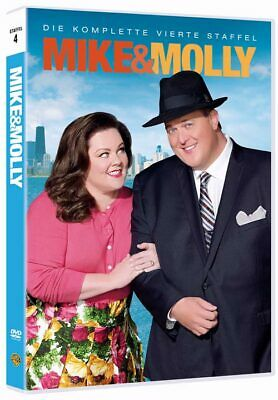 Mike & Molly - Season 4 - Warner 1000527175 - (DVD Video / TV-Serie)