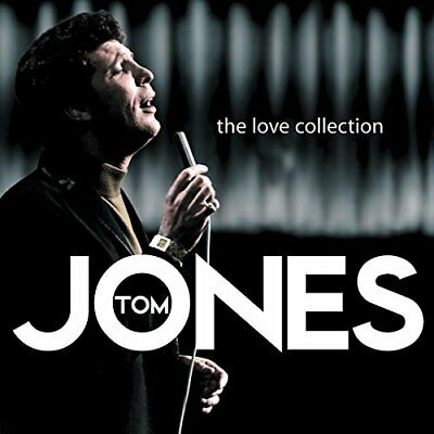 Tom Jones - The Love Collection - Tom Jones CD LEVG The Cheap Fast Free Post The