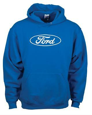 Ford Blue Oval Hoodie 489914