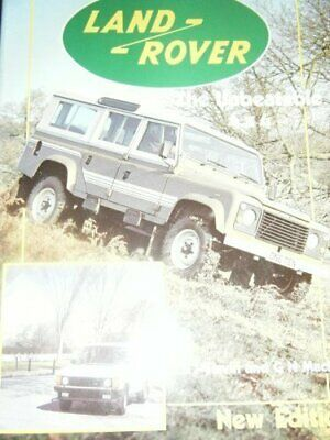 Land Rover: The Unbeatable 4 x 4 (A Foulis motoring book) by etc. Hardback Book