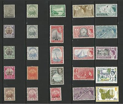 y4827 Bermuda /  A Small Collection  Early & Modern Umm Lhm