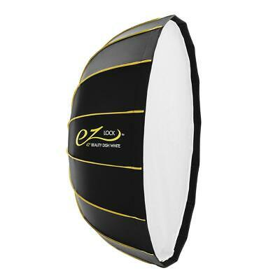 "Glow EZ Lock Collapsible White Beauty Dish (42"") #EZ-BD-42W"