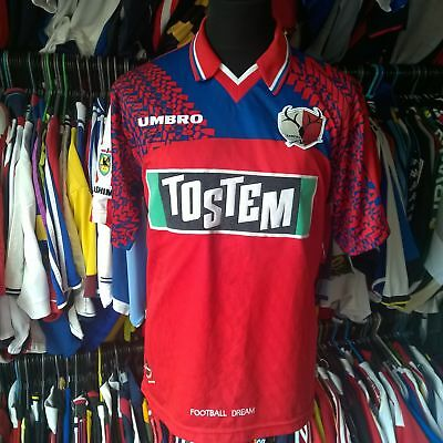 Kashima Antlers 1996 Home Football Shirt Umbro Jersey Size Adult M