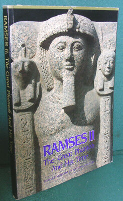 Ramses II: The Great Pharoah And His Time-Exhibit at Denver Museum of History