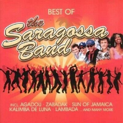 Saragossa Band - The Best Of The Saragossa Band - UnKnown ZYX 20789-2 - (CD / Ti