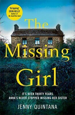 The Missing Girl by Quintana, Jenny Book The Cheap Fast Free Post