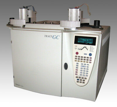 Thermo Finnigan Trace GC w 2 AS 2000 Controllers & Autosampler Base Assemblies