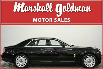 2010 Rolls-Royce Ghost  2010 Rolls-Royce Ghost Black Diamond/ Black leather interior only 14,500 miles