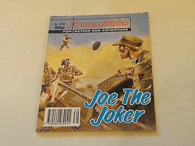 Commando War Comic Number 2993!!,1996 Issue,v Good For Age,21 Years Old,v Rare.