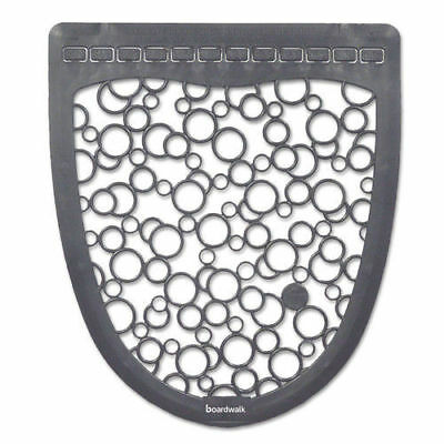 Boardwalk Urinal Mat 2.0, Rubber, 17 1/2 X 20, Gray/white, 6/carton  UMGW New