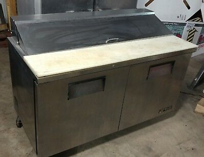 COMMERCIAL SANDWICH PREP TABLE REFRIGERATED SANDWICH UNIT Cooler - Cold sandwich prep table