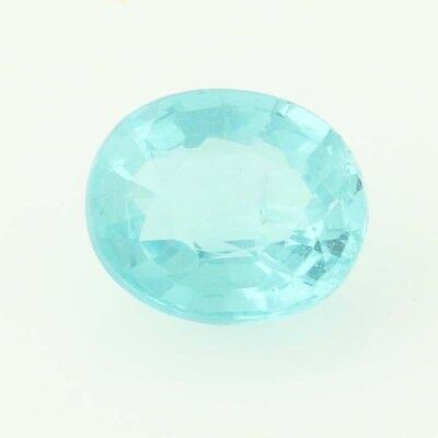 .77ct Loose Apatite Gemstone - Oval Cut Solitaire