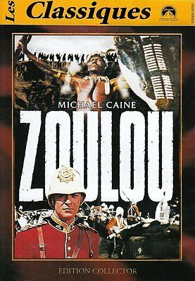 """DVD """"ZOULOU"""" - Michael CAINE -   NEUF SOUS BLISTER"""