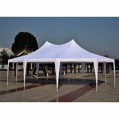 Outsunny 21 Ft. W x 29 Ft. D Steel Party Tent