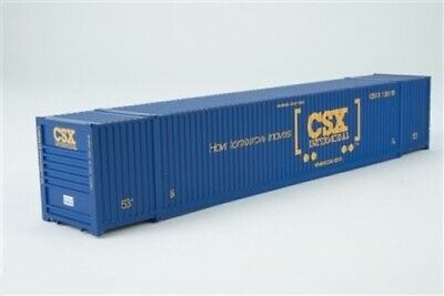 HO SCALE 53' Singamas Container - CSX Intermodal - Walthers #949-8502