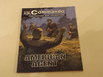 Commando War Comic Number 4049!!,2007 Issue,good For Age,10 Years Old,v Rare.