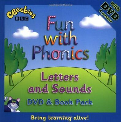 Learn at Home:Fun with Phonics: Letters and So... by unknown Mixed media product