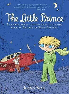 The Little Prince by Sfar, Joann Book The Cheap Fast Free Post