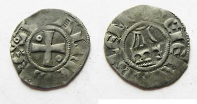 ZURQIEH -aS4254- MEDIEVAL. Crusader States. Kingdom of Jerusalem. Amaury (1163-1