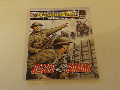 Commando War Comic Number 5095,2018 Issue,v Good For Age,this Years Edition,rare