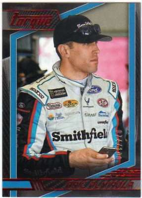 2017 Panini Torque Racing NASCAR Red Parallel /100 #18 Aric Almirola